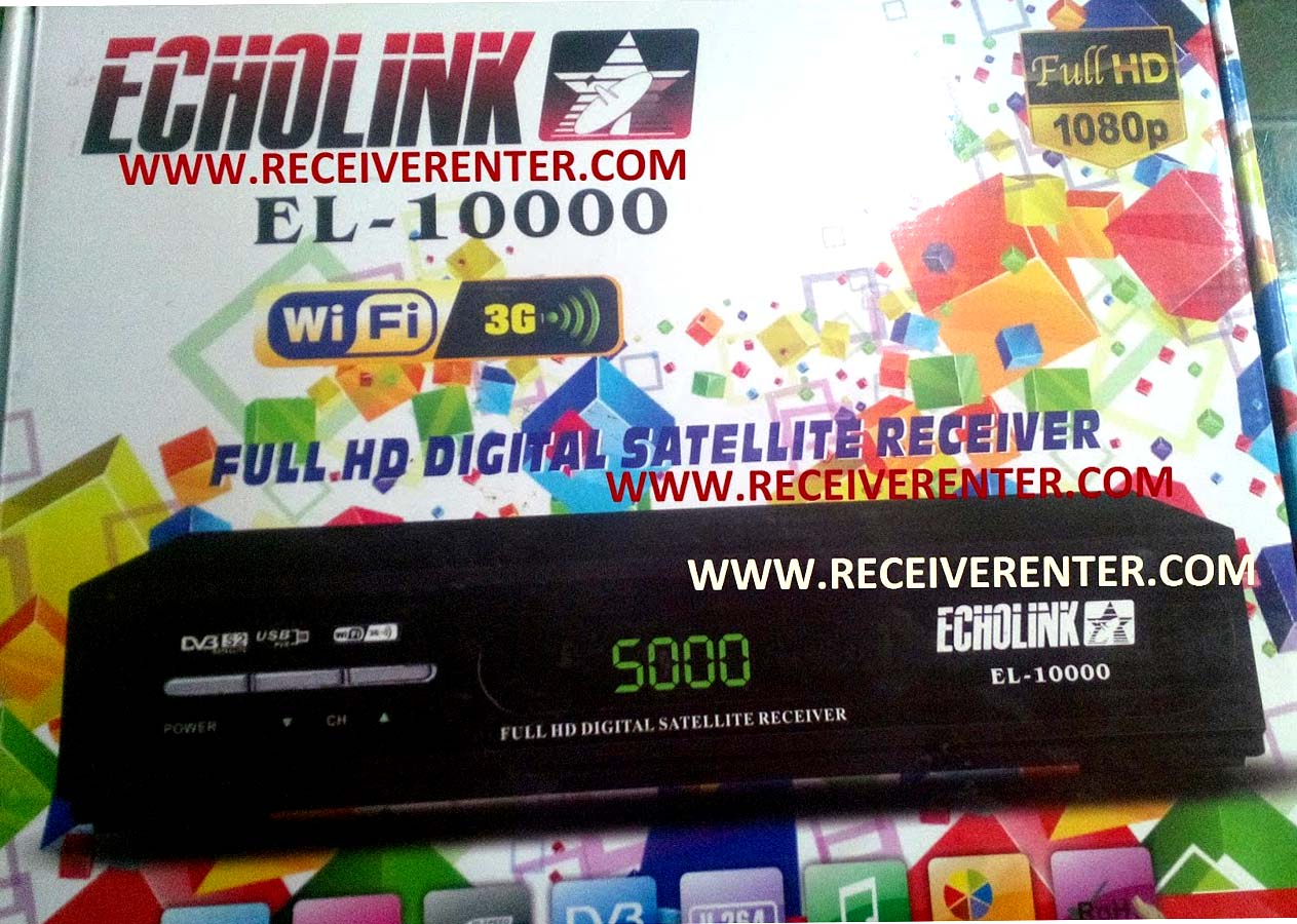 echolink satellite receiver software free