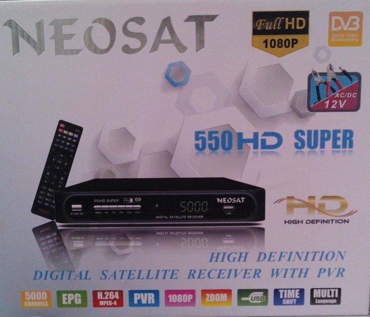 neosat-550hd-super